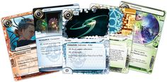 Fantasy Flight Games [Android: Netrunner The Card Game - Description] - Leading publisher of board, card, and roleplaying games.
