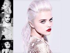 Blonde&pink redken hair ❤️