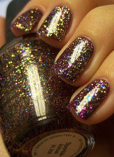 OPI Sparkle-icious....pretty pretty