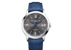 Baume at Mercier - Classima Automatic 10608   Time and Watches   The watch blog Romain Jerome, Favre Leuba, Apple Watch 1, Watch Blog, Clock Display, Dress Watches, Hand Watch, Elegant Watches, Porsche Design