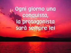 Vivo Per Lei Con Testo.  Andrea Bocelli and Giorgia