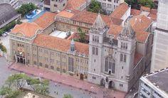 Mosteiro de São Bento de São Paulo desde 1598 contribuindo na formação humana e cristã da capital paulistana.