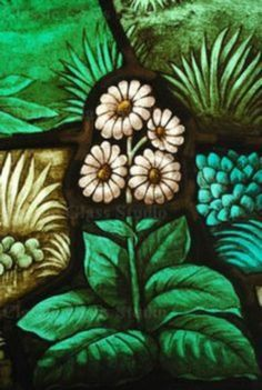 The Best Window Design With Pictorial Glass 06 Stained Glass Paint, Stained Glass Flowers, Stained Glass Designs, Stained Glass Panels, Stained Glass Projects, Leaded Glass, Mosaic Glass, Window Glass, Glass Vase