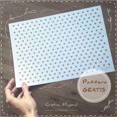 Descárgate gratis este #pattern de #otoño en mi blog  https://cristinamayoral.wordpress.com/2015/10/08/pattern-de-otono/  #Cristina Mayoral #ilustracion #ilustradora