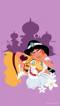Wallpaper von Jasmin - Aladdin Disney für dein PC - Aaddin - New Ideas Cartoon Wallpaper, Aladdin Wallpaper, Disney Phone Wallpaper, Iphone Wallpaper, Aladin Disney, Princesa Disney Jasmine, Disney Princess Jasmine, Princess Aurora, Cinderella Princess