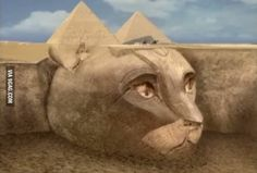 Ever wondered what's under the great pyramids?