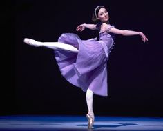 "Sarah Lamb  in Christopher Wheeldon's ""Alice's Adventures in Wonderland"" - The Royal Ballet"