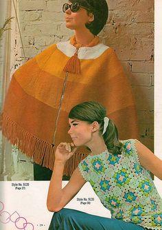 Pop Fashions (Bear Brand and Fleisher Yarns)