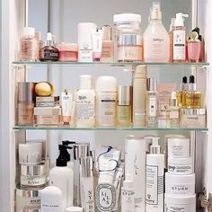 WEBSTA @ goop - Beauty shelf goals via @carolyn_hsu and @dominomag Tag your #goodcleangoop moments and we'll regram our favorites.