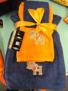 SHSU Bath Towel Set - $36.00 #shsu