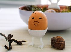 DIY | Easter Egg Decorating | 3D Printed Chicken Legs | #vectary #3Dprinting #DIY #easter