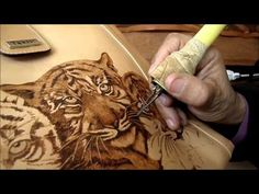 Leather Tooling - Arrowhead Basket Weave - YouTube    ..... ok... now thats just showing off haha. so awesome!!