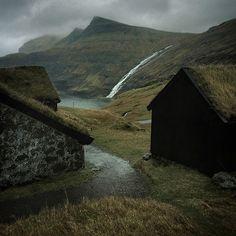 Saksun, Streymoy, Faroe Islands