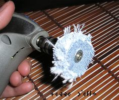 ~another dremel polisher - easy to do~