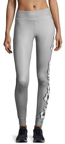 bfdb7be835ed adidas by Stella McCartney Yoga Floral-Print Leggings