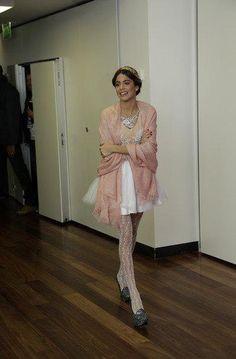 Cette tenue de Tini est très très belle!