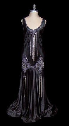 Robe du soir, c. 1920