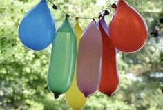 Water balloon pinata for kids by Ziggity Zoom