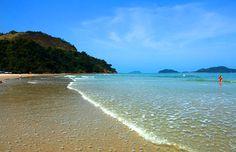 juquehy - Praia com casas de multimilionários