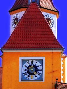 Clock, Oberpfalz, Bavaria, Alemania