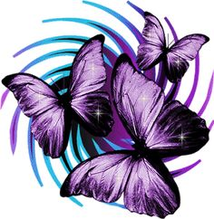 Resultado de imagem para gifs animados de borboletas voando