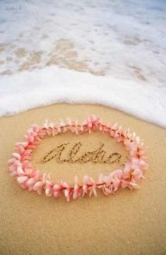 Hawaiian - aloha: hello and goodbye. Original meaning: affection, peace, compassion and mercy.