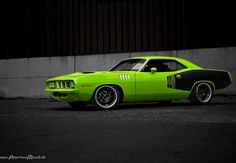 Love this'cuda......thats what i wanna do when i get mine