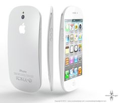 Ciccarese Design has made some new iPhone 5 design concept images which looks to be inspired by the Apple Magic Mouse. Check out these new iPhone 5 images. Iphone 4s, Apple Iphone 5, New Iphone, Iphone Cases, Latest Iphone, Magic Mouse, Ipod, Ipad Mini 2, Apple Mac