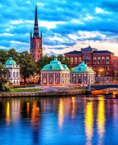 Stockholm City, Stockholm Sweden, Kingdom Of Sweden, Jules Verne, Gothenburg, Nature Scenes, Far Away, Beautiful Places, Scenery