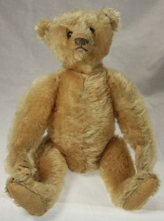 Antique Early Steiff Teddy Bear C1908 | eBay