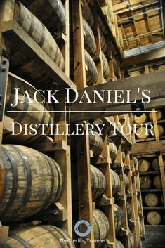 Tour of Jack Daniel's whiskey distillery - located in a dry county in Tennessee (USA). Visiting Jack Daniel's Distillery in a dry county. Jack Daniels Distillery Tour, Whiskey Distillery, Brewery, Whisky, Jack Daniels Tour, Jack Daniels Whiskey, Tennessee Whiskey, Tennessee Usa, Nashville Tennessee