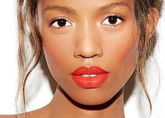 8 Beauty Trends That Will Be Huge n 2017. I love these ideas. It's the easiest NY res I can make and feel instantly Refreshed. A bold new Lip 💄💋, bright Blusher, new take on the Smokey Eyes, new hair color 💇 & nail Polish 💅