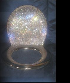 tavoletta da wc tempestata di diamanti