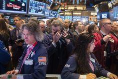 Wall Street azeda com declarações de Janet Yellen - http://po.st/4Bp9ru  #Bolsa-de-Valores - #FED, #Janet-Yellen, #Juros, #Wall-Street