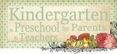 Kindergarten & Preschool for Parents & Teachers