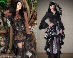 Bildergebnis für steampunk damen
