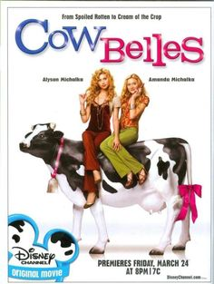 Disney's Cow Belles Movie Poster