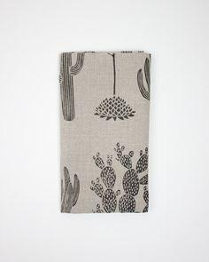 Cactus Tea Towel - magpieandrye