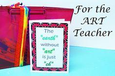 art teacher gift