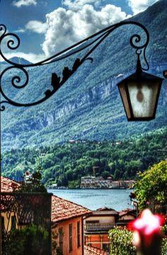 Bellagio, Laco di Como, Italia