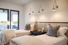 "Guest Bedroom in Divco Custom Homes ""Antigua"" model in Miromar Lakes. Divco Homes | Naples, FL | Divcohomes.com"