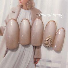 Christmas Nail Designs - My Cool Nail Designs Beautiful Nail Designs, Cute Nail Designs, Beautiful Nail Art, Acrylic Nail Designs, Acrylic Nails, Art Designs, Winter Nail Art, Winter Nails, Heavenly Nails