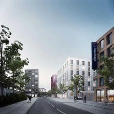 Forbes Massie / 3D Visualisation Studio / London - Work - Maccreanor Lavington / ConnaughtHotels