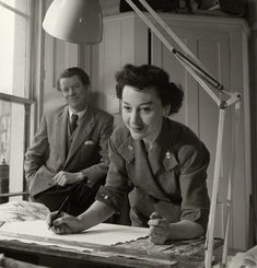 Collection of work from Robin & Lucienne Day image1