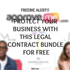 Get Access to Professionally prepared Contract Templates & Agreements from ApproveMe for free. Protect your business and yourself with high quality, ready-to-sign contract and agreement templates. Web Design Contract, Work For Hire, Signed Contract, Blogger Tips, Startups, Get Over It, Entrepreneur, Law, Software