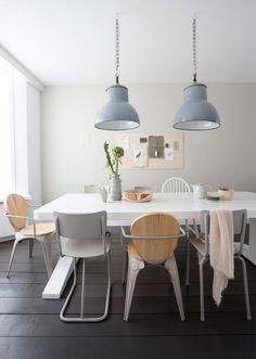 pastel eetkamer | pastel diningroom | vtwonen 11-2016 | photography: Jeltje Fotografie | styling: Jeltje Fotografie