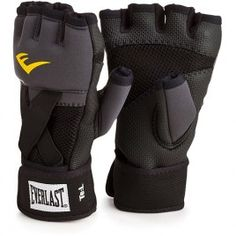 88eae213ca4 Everlast Evergel Boxing Hand Wraps Yellow/Gray X-Large. Vechtsport OnlineNL