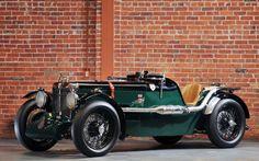1932 MG K3 Magnette