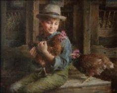 Morgan Weistling Prints | Morgan Weistling - Chicken Coop