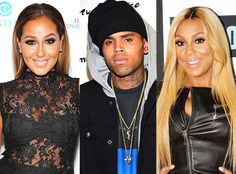 Chris Brown Slams Adrienne Bailon and Tamar Braxton for Their Comments on His Relationship With Karrueche Tran?Get the Scoop!